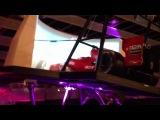 Симулятор F1 тренировочный стенд пилотов F1 Абу Даби.