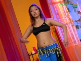 Обучение танцу животу для начинающих с Валерией Путицкой урок 1